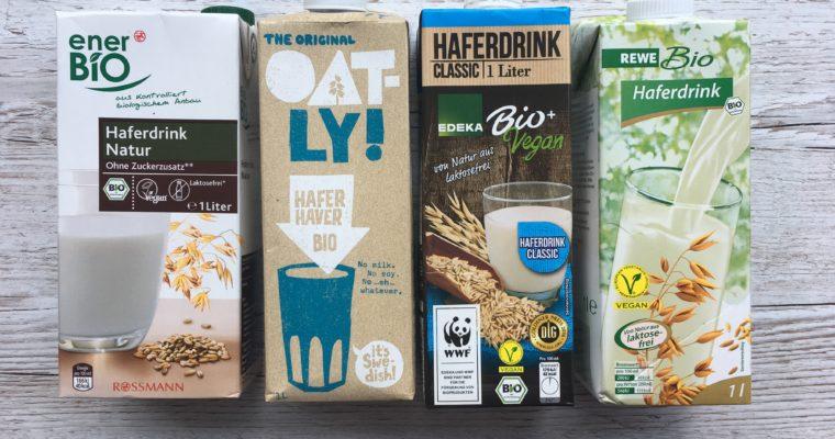 Hafermilch – Produktvorstellung