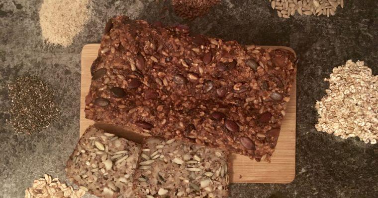 Körner-Nuss-Brot